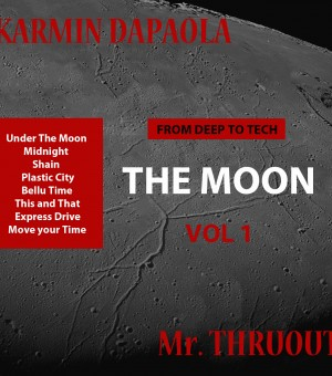 The MOON copertina